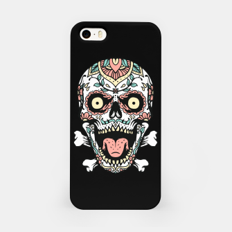 Thumbnail image of Mexican Skull iPhone Case, Live Heroes