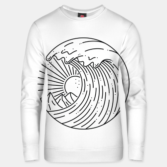 Miniatur Best Wave Unisex sweater, Live Heroes