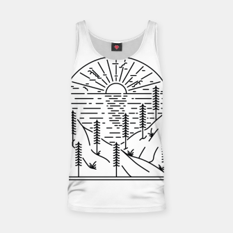 Miniaturka Beauty Cliffs Tank Top, Live Heroes