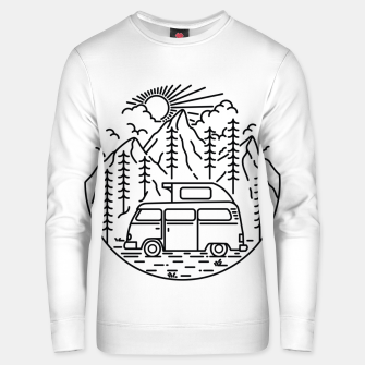 Miniatur Van and Nature Unisex sweater, Live Heroes
