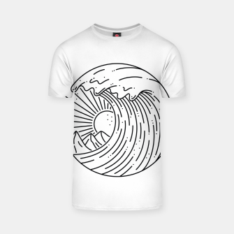 Miniatur Best Wave T-shirt, Live Heroes