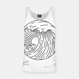 Miniatur Best Wave Tank Top, Live Heroes