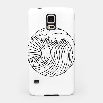Thumbnail image of Best Wave Samsung Case, Live Heroes