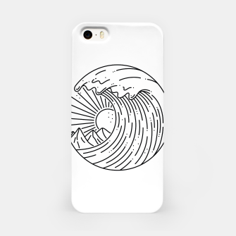 Miniature de image de Best Wave iPhone Case, Live Heroes