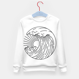 Miniature de image de Best Wave Kid's sweater, Live Heroes