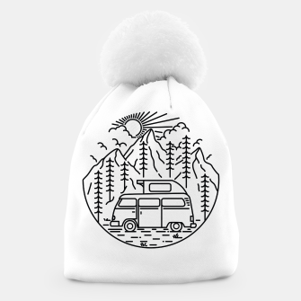Miniature de image de Van and Nature Beanie, Live Heroes