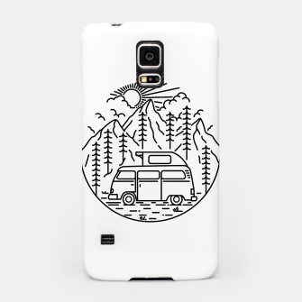 Miniature de image de Van and Nature Samsung Case, Live Heroes