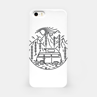 Miniature de image de Van and Nature iPhone Case, Live Heroes