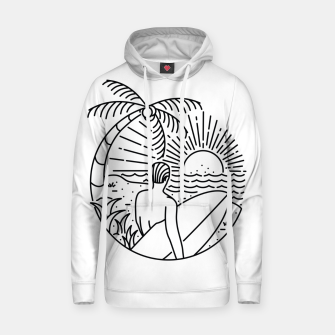 Miniature de image de It's Time to Surf Hoodie, Live Heroes