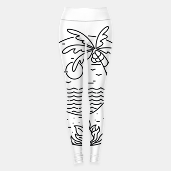 Miniature de image de Surf and Beach Leggings, Live Heroes