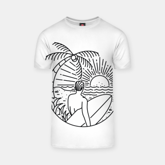 Miniature de image de It's Time to Surf T-shirt, Live Heroes