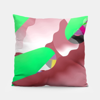 Thumbnail image of Mint bom Pillow, Live Heroes