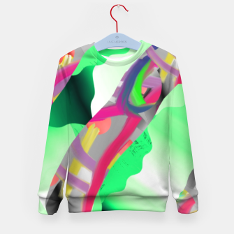 Thumbnail image of Mint bom Kid's sweater, Live Heroes