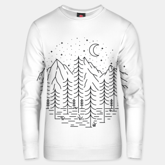 Thumbnail image of Trees Unisex sweater, Live Heroes