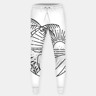 Thumbnail image of It's Time to Surf Sweatpants, Live Heroes