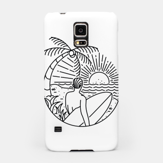 Thumbnail image of It's Time to Surf Samsung Case, Live Heroes