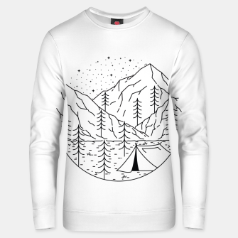 Thumbnail image of Camping Unisex sweater, Live Heroes