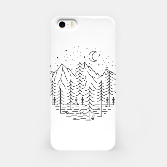 Miniatur Trees iPhone Case, Live Heroes