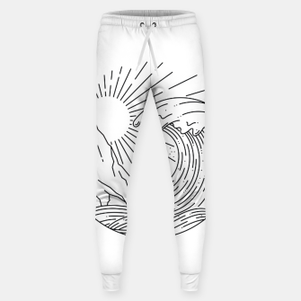Miniatur Wave and Cliff Sweatpants, Live Heroes