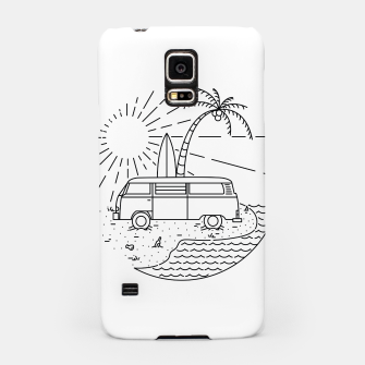 Thumbnail image of Van and Beach Samsung Case, Live Heroes