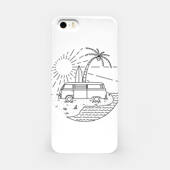 Thumbnail image of Van and Beach iPhone Case, Live Heroes