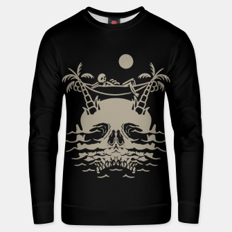 Thumbnail image of Skull Island Unisex sweater, Live Heroes