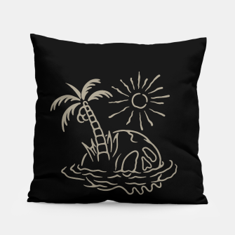 Thumbnail image of Skull Island Pillow, Live Heroes
