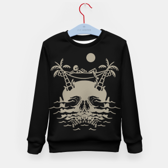 Thumbnail image of Skull Island Kid's sweater, Live Heroes