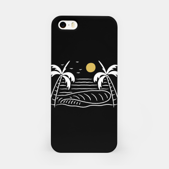 Miniatur Wave iPhone Case, Live Heroes