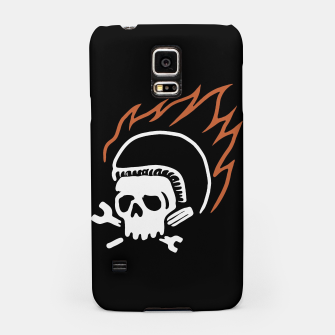 Thumbnail image of Biker Fire Samsung Case, Live Heroes