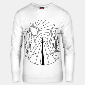 Thumbnail image of Indian  Camp Unisex sweater, Live Heroes