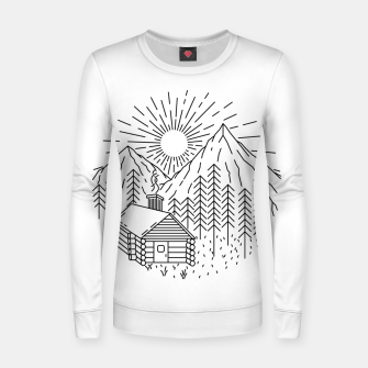 Thumbnail image of Home Sweet Home Women sweater, Live Heroes