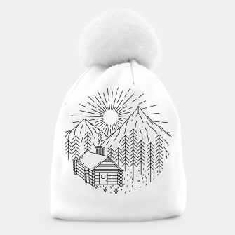 Thumbnail image of Home Sweet Home Beanie, Live Heroes
