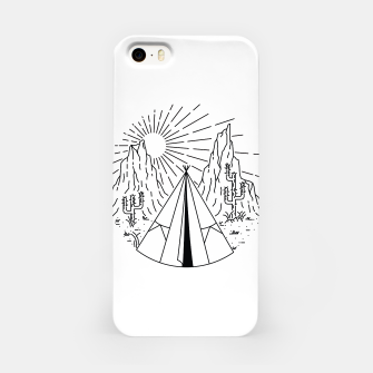 Thumbnail image of Indian  Camp iPhone Case, Live Heroes