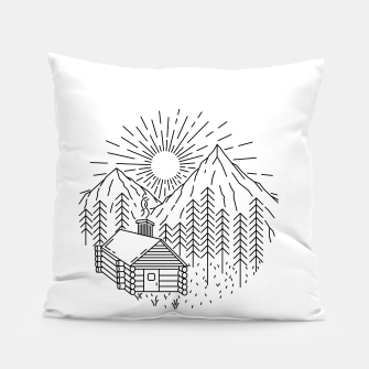 Thumbnail image of Home Sweet Home Pillow, Live Heroes