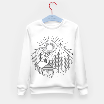 Thumbnail image of Home Sweet Home Kid's sweater, Live Heroes
