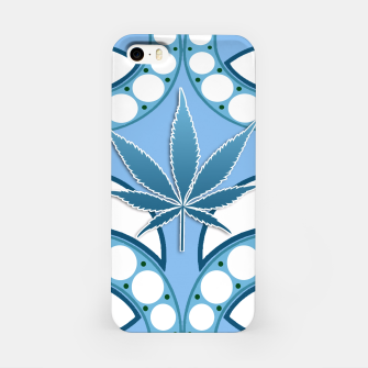Thumbnail image of Healing Hemp iPhone Case, Live Heroes