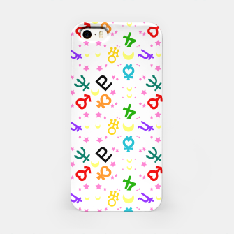 Miniaturka sailor moon vuiton inspired  Carcasa por Iphone, Live Heroes