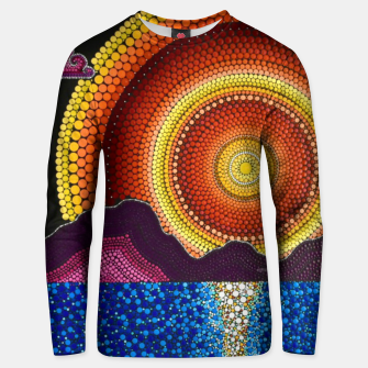 Thumbnail image of wolrd of Unisex sweater, Live Heroes