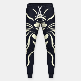 Miniatur Bee black by #Bizzartino Sweatpants, Live Heroes
