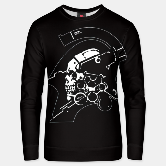 metal gear  Unisex sweater obraz miniatury