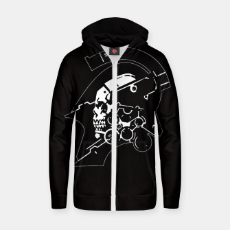 Miniaturka metal gear  Zip up hoodie, Live Heroes