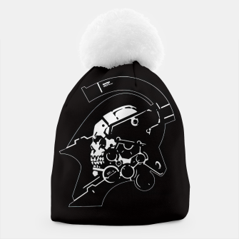Thumbnail image of metal gear  Beanie, Live Heroes