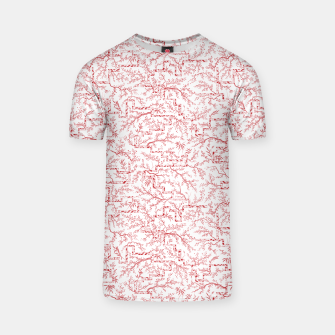 Thumbnail image of Sakura bloom on a snowy morning T-shirt, Live Heroes