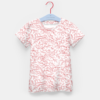 Miniatur Sakura bloom on a snowy morning Kid's t-shirt, Live Heroes