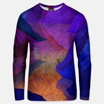 Miniatur One river Unisex sweater, Live Heroes