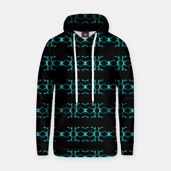 Thumbnail image of Neon Stripes Ethnic Geometric Pattern Hoodie, Live Heroes