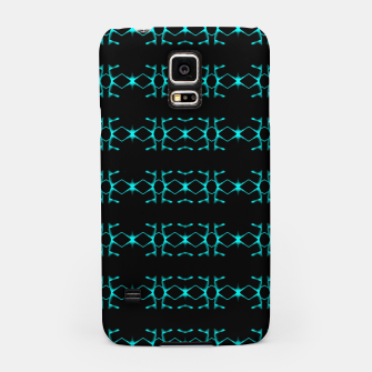 Thumbnail image of Neon Stripes Ethnic Geometric Pattern Samsung Case, Live Heroes