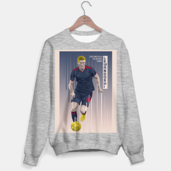Thumbnail image of Golden Booters - Lewandoski 3rd Kit Variant Sweater regular, Live Heroes