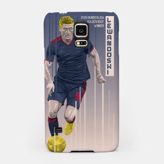 Thumbnail image of Golden Booters - Lewandoski 3rd Kit Variant Samsung Case, Live Heroes